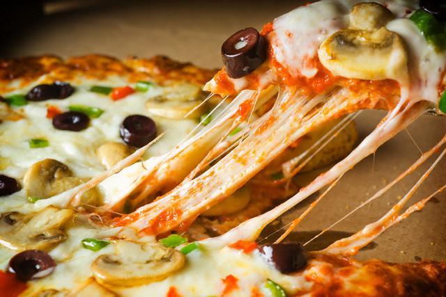 פיצה מוצרלה