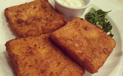 חטיפי גבינה מטוגנים