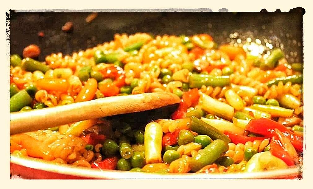 מתכון לירקות מבושלים