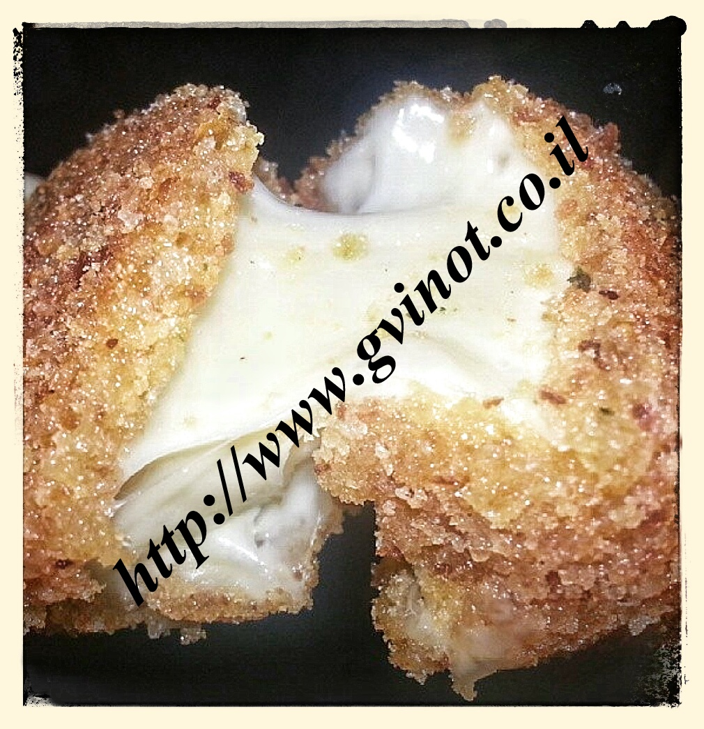 מתכון כדורי גבינה וזיתים