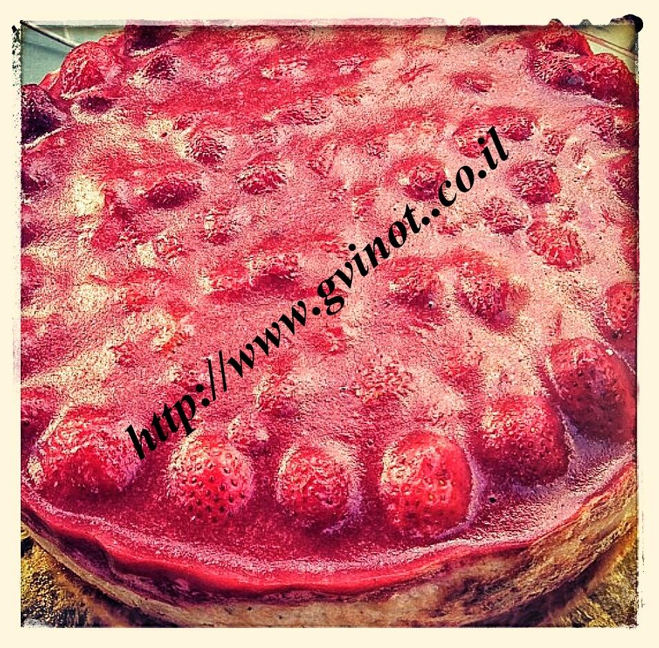 מתכון טארט תותים