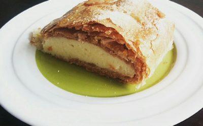 עוגת גבינה הונגרית