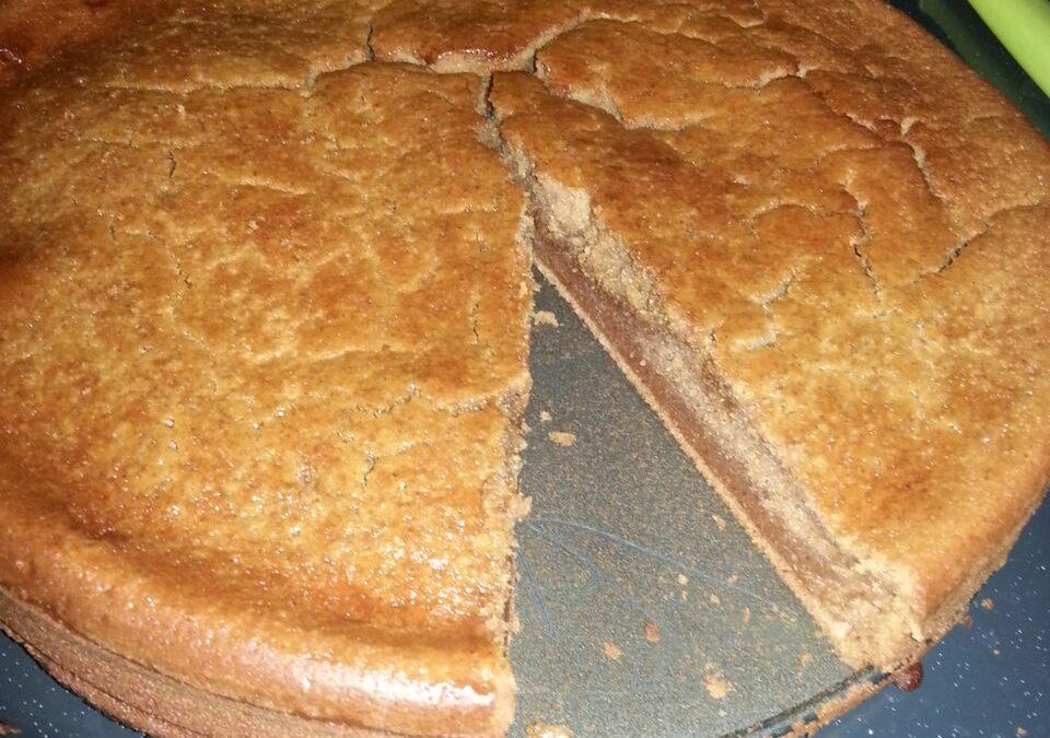 עוגת דבש דיאטטית
